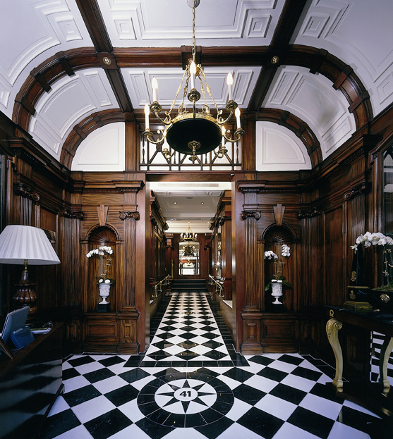 41 hotel, romantic hotels in London, Belgravia, Valentines
