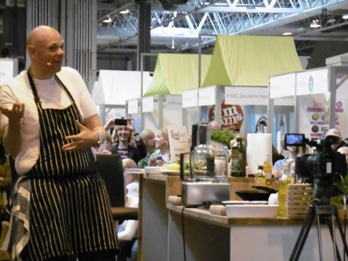 BBC Good Food Show, NEC Birmingham, Tom Kerridge, Cooking, Chefs