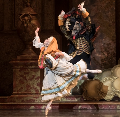 Birmingham Royal Ballet, The Sleeping Beauty