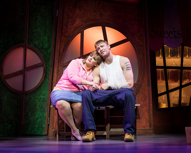 fat friends the musical, kay mellor, fat friends televison show, mayflower theatre, musicals southampton