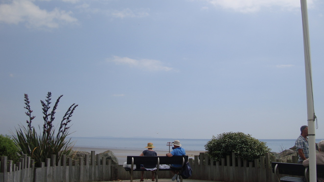 garden, gardens, tearooms, beach