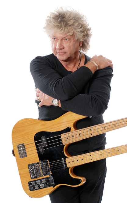 Moody Blues, John Lodge