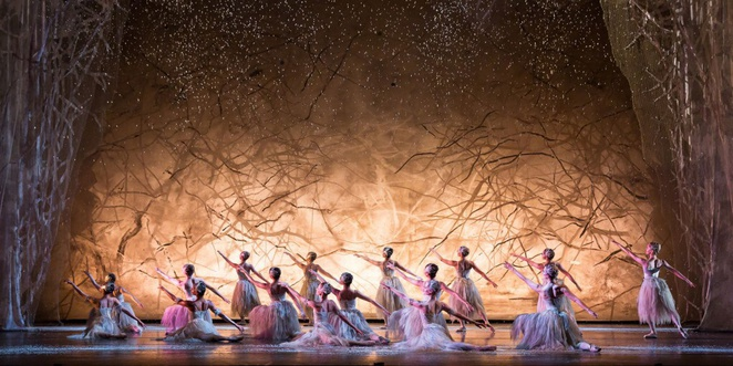 Nutcracker ballet, Birmingham royal ballet, 2017 Christmas