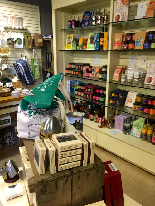 shop,castle drogo,visitor centre,gttwa,environmental,gifts