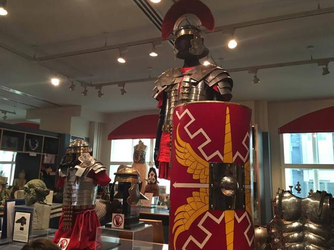 Armour, world museum, liverpool, family day out