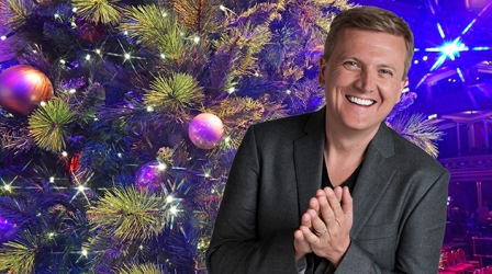 Birmingham Town Hall, Symphony Hall, Aled Jones, Christmas