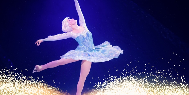 Disney on ice presents passport to adventure , review, arena Birmingham
