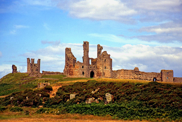 England Northumberland Newcastle Upon Tyne Castle Castles Battles Battlefields Scots Socttish Scotland Ruins Heritage History