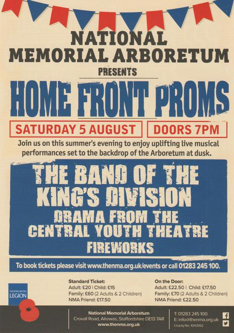Home Front Proms