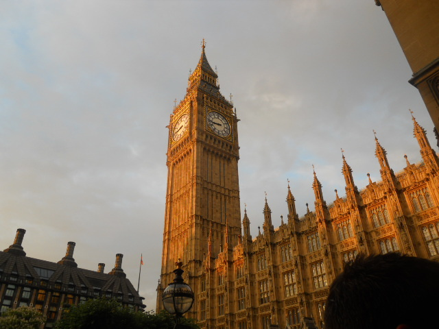 houses of parliament, the elizabeth tower, big ben, clock tower