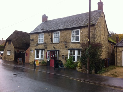 Kings Arms, Kidlington, old pub