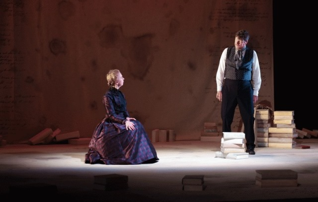Lady Anna All At Sea, Review, Uk tour