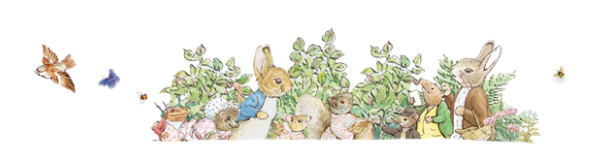 Peter Rabbit and Friends official pic