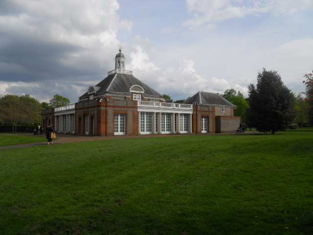 serpentine gallery, kensington gardens