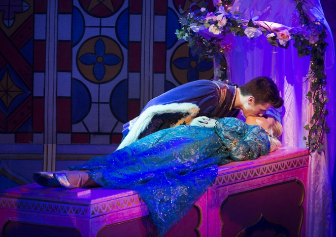 Sleeping Beauty, Lichfield Garrick