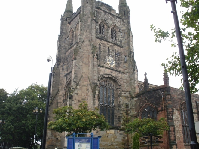 St Editha's Church