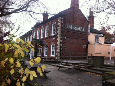 The Mustard Pot, Chapel Allerton, Leeds, family friendly, Sunday Lunch