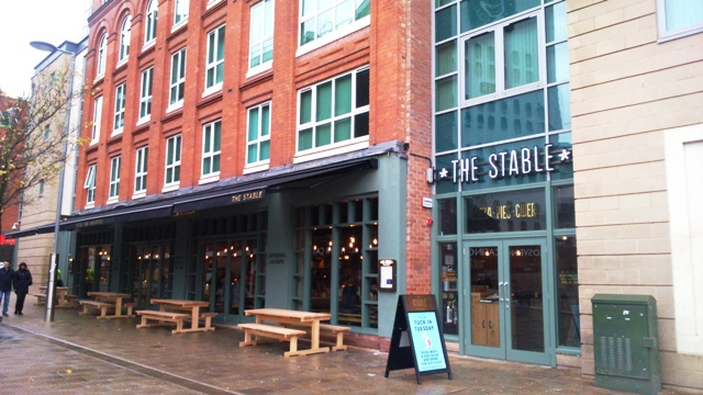 The Stable, Birmingham, restaurants, pizza, cider, pies, Weekend notes