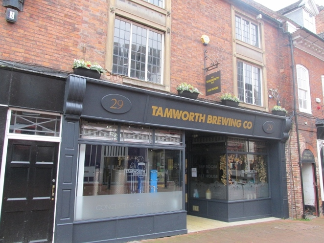 The Tamworth Tap