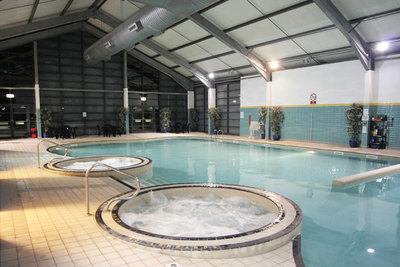 The Pool at Whitemead