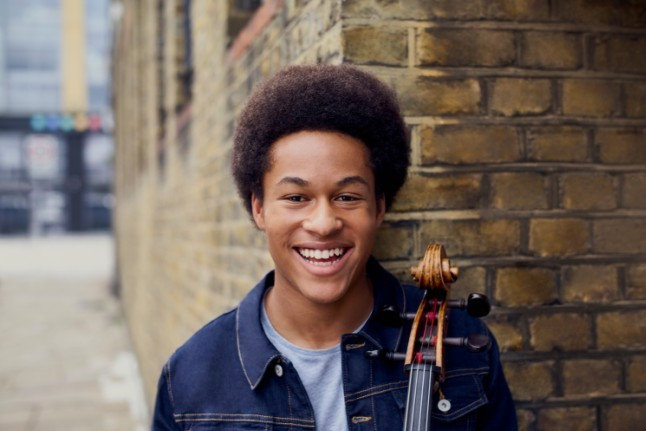Birmingham Town Hall, Birmingham Symphony Hall, Classical Music, Sheku Kanneh-Mason, Symphony Orchestra of India, Zakir Hussain, Amatis Trio