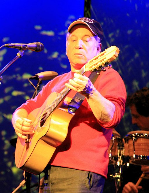 Key words: Paul Simon, Manchester arena, Hyde Park, BST Festival