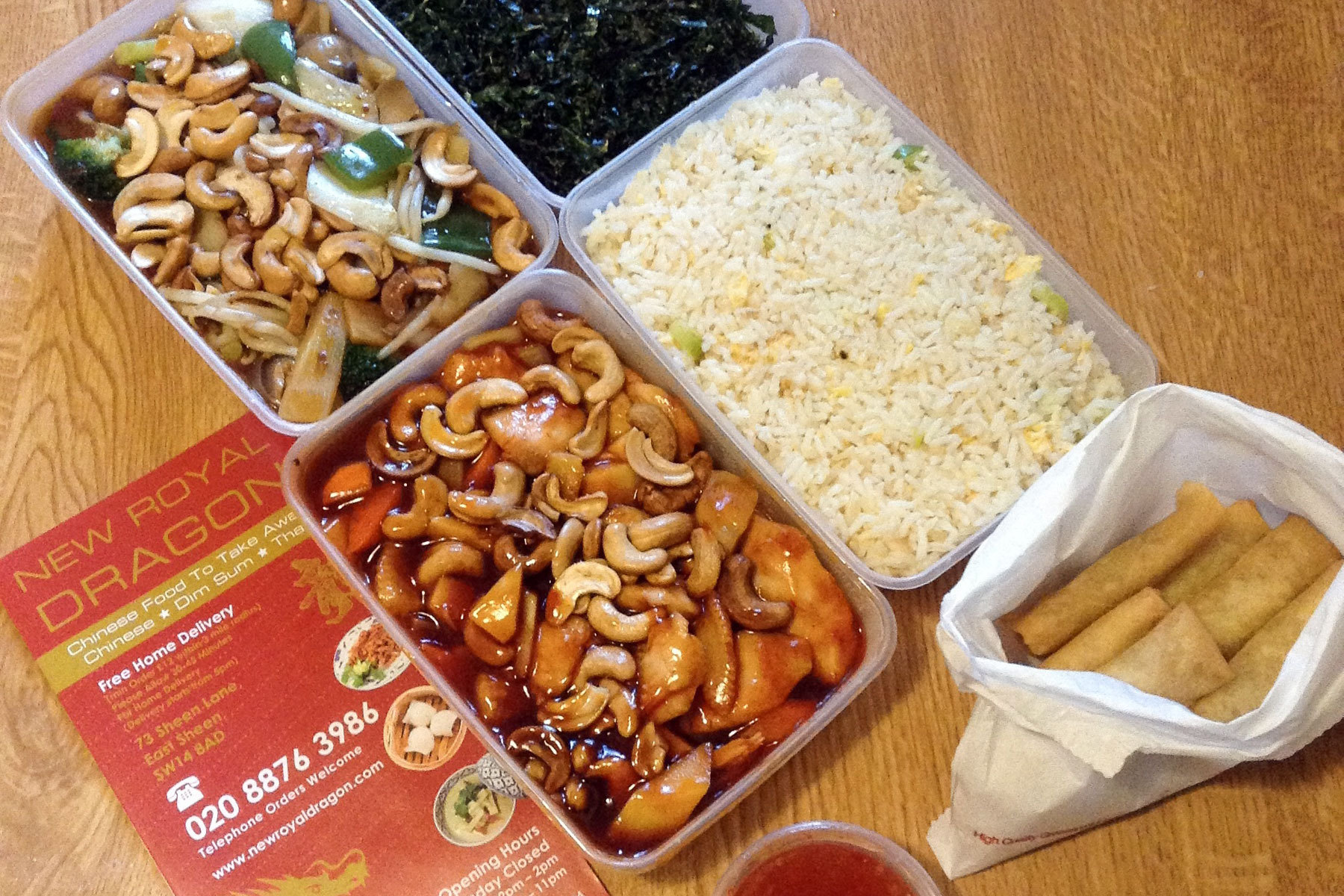 Chinese Food Takeaway