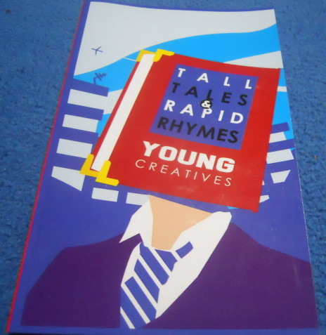 tall tales and rapid rhymes, young creatives, mitcham library, merton
