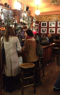 The French House Bar
