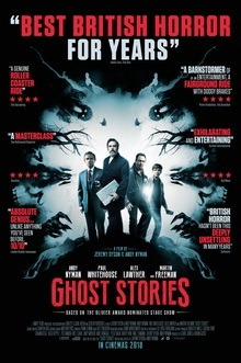 Theatre, Salford Quays, Lowry Centre, Ghost Stories film