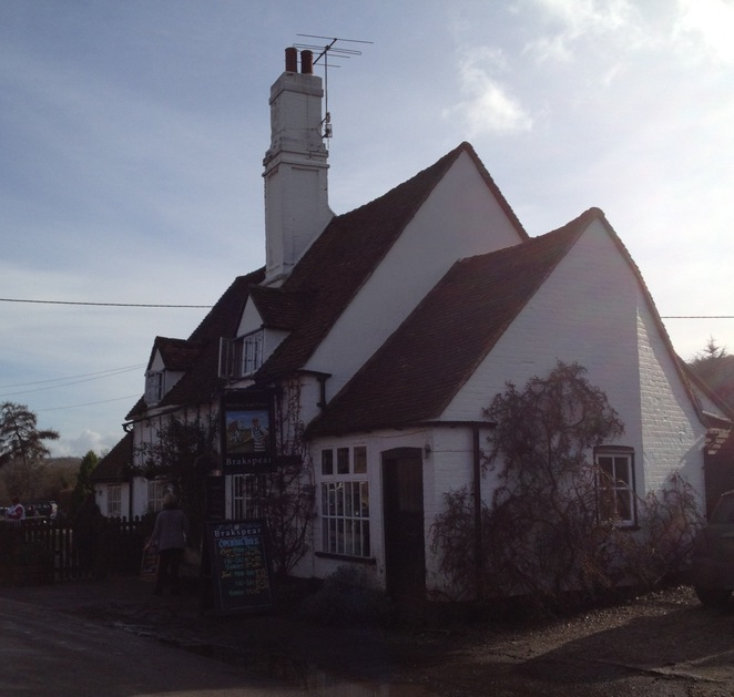 Bull and Butcher Inn, Turville Village