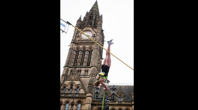 Great City Games in Manchester