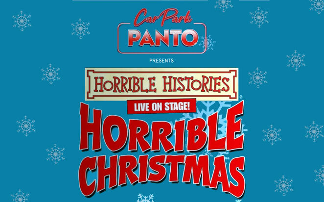 horrible histories, horrible christmas, panto, pantomime