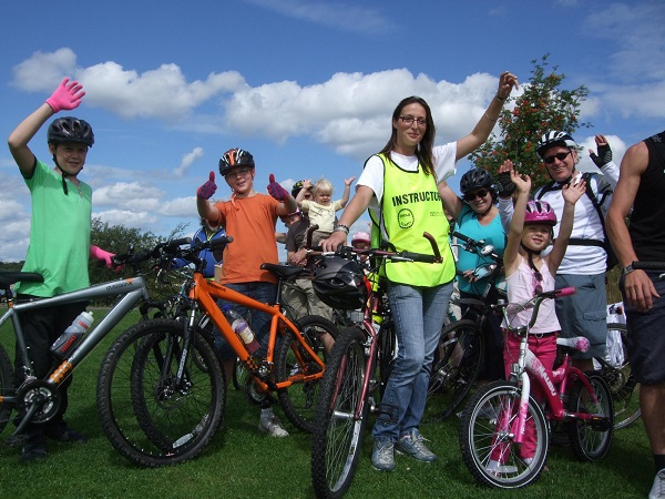 Lichfield Cycle Rides for All