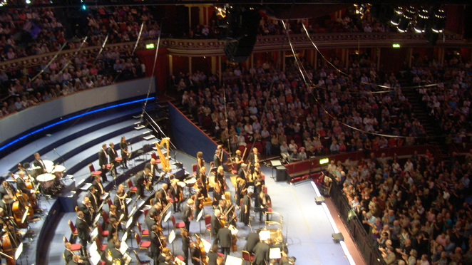 Proms, BBC Proms, London