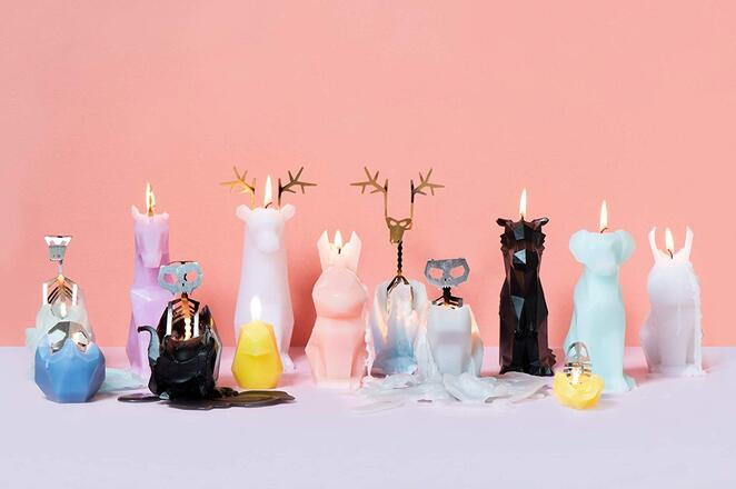 pyropet, candles with a difference, unique gift guide
