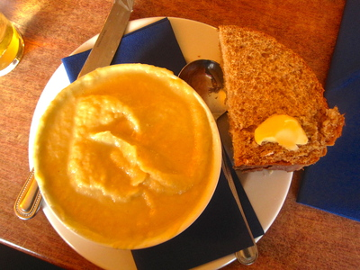 soup, Old Forge Pub, Inverie (c) JP Mundy 2012