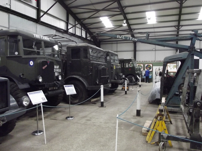 Lincolnshire Aviation Heritage Centre