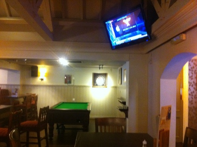 Black Horse, pub, Kidlington, Sunday lunch, meal deals, pool table
