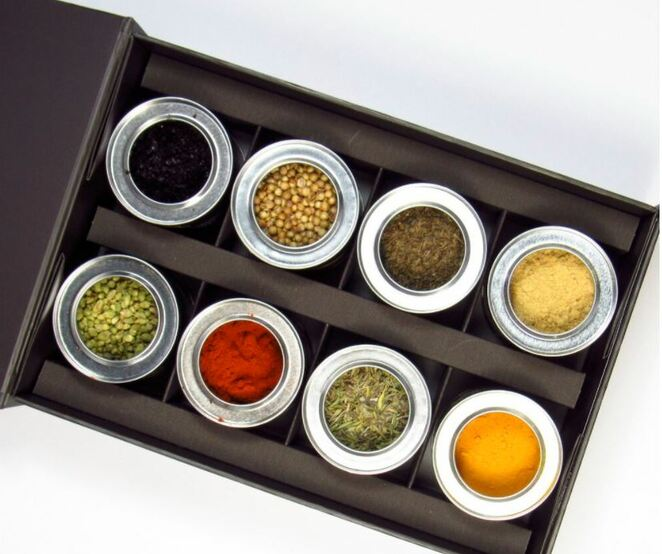 Bo Tree essential collection spices