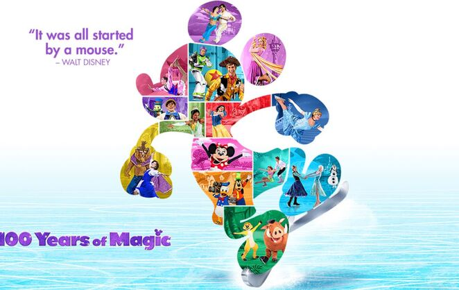 disney on ice celebrates 100 years of magic, arena Birmingham, shows for children
