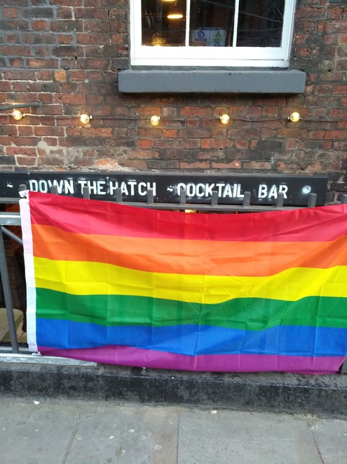 Down the Hatch, Liverpool, Vegan, Cellar, Bar, Restaurant