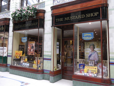Colman's Mustard Shop and Museum