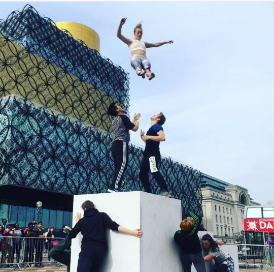 Idfb, International Dance Festival Birmingham. Best festivals in Birmingham