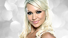 Kristina Rihanoff, Strictly come dancing, burn the floor