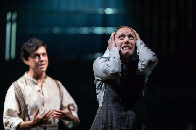 measure for measure, rsc, gregory doran, lucy phelps