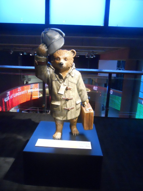 museum of london, sherlock holmes, paddington trail, paddington bear