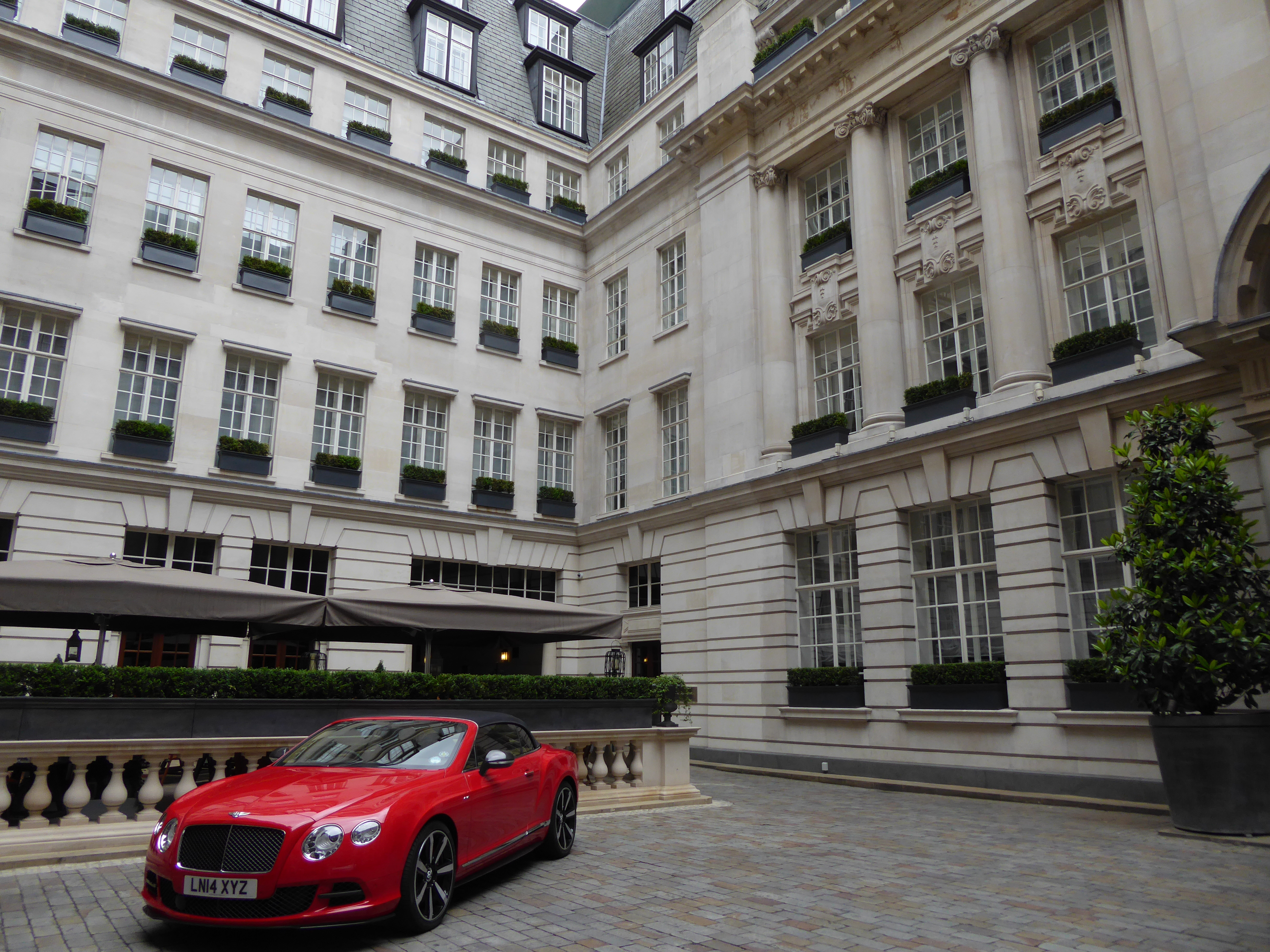 Rosewood hotel london london for The rosewood