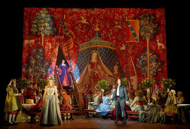 WNO welsh national opera Autumn season, Merchant of Venice, Shakespeare400, Kiss Me Kate, Macbeth