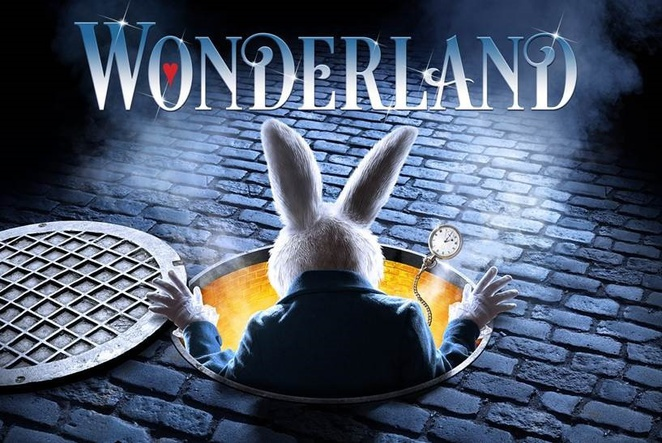 Wonderland musical, uk tour, Edinburgh , Birmingham Alexandra theatre